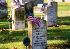 Se rappeler nos soldats Photos libres de droits