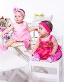 Amis de bébé Image stock