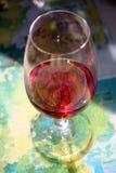 Se ruboriza el vino Foto de archivo
