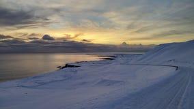 Se ut till havet Fotografering för Bildbyråer