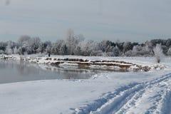 Se viene el invierno Fotografía de archivo libre de regalías
