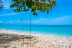Sea of Ko Rok indigo water dark blue beautiful, Krabi, Thailand, Asia