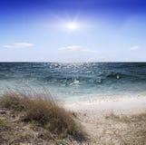 Sea beach. Stock Photography