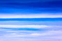 Sea of ��clouds Royalty Free Stock Photos