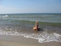 Sea fun Royalty Free Stock Photo