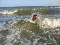 Sea fun Stock Images