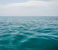 sea water splashes in the daytime stock images