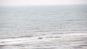 Sea wave foam froth liquid, beauty. Sea wave foam motion liquid beauty stock video footage