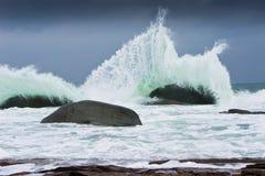 Sea ��waves Royalty Free Stock Photos