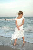 Into the sea Stock Photography