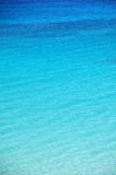 Sea. Endless blue in the Aegean sea Royalty Free Stock Image