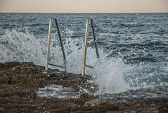 By the sea Royalty Free Stock Photography