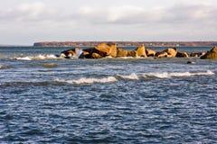Sea stock image