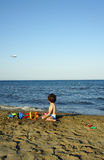 By the sea Stock Image