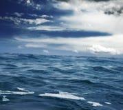 Into the sea Stock Photo