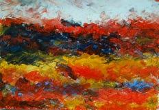 Sea Abstract Stock Image