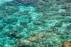 Sea abstract background Stock Photos