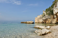 Adriatic sea Stock Images
