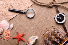 Sea adventures Stock Photos