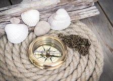 Sea adventures background Stock Photo
