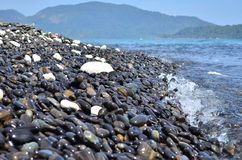 Sea of andaman Stock Images