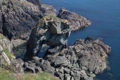 Sea Arch Stock Image