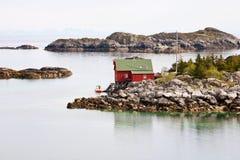 Sea archipelago Royalty Free Stock Images
