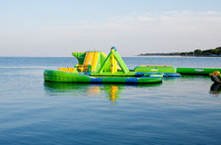 Sea attractions Stock Images
