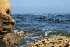 Sea and autumn stock photos