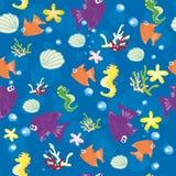 Sea background. Stock Photos