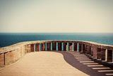 Sea balcony Royalty Free Stock Photos