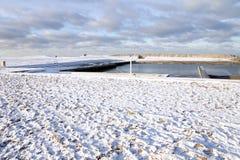 Sea Bath Royalty Free Stock Photography