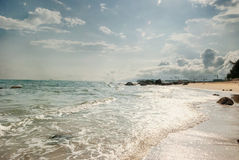 Sea bay. Of south china coastline Stock Images