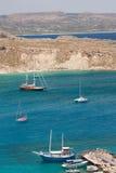 Sea bay Royalty Free Stock Image