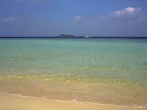 Sea and beach. Stock Image
