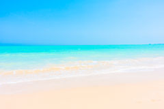 Sea and beach Royalty Free Stock Images