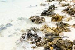 Sea beach Royalty Free Stock Photography
