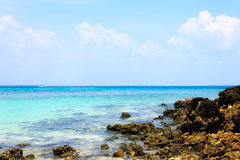 Sea beach Stock Photos