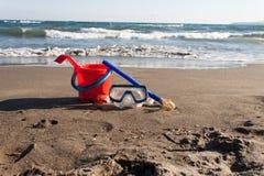 Sea and beach Royalty Free Stock Photo