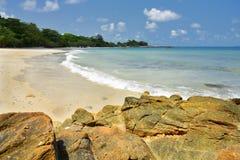Sea beach at Koh Samed Royalty Free Stock Photo