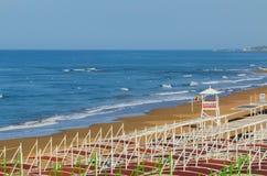 The Sea Beach Royalty Free Stock Photo