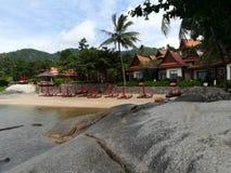 Sea+Beach no samui do koh Fotos de Stock Royalty Free