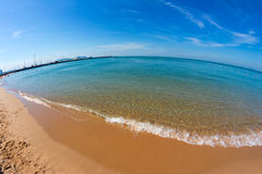 SEA BEACH PATTAYA THAILAND Royalty Free Stock Photography