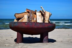Sea, Beach, Shore, Vacation royalty free stock photography
