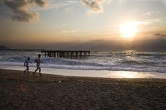 Sea, Beach, Sky, Horizon stock photography