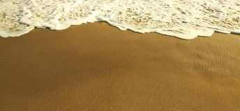 Sea beach travel relax stock image