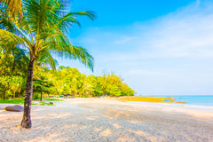 Sea and beach Royalty Free Stock Photography