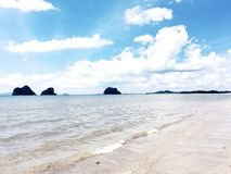 Sea. Beautiful baech in Thailand. Let& x27;s go to the beach Stock Image