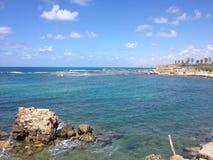 Sea. Beautiful morning in the sea Royalty Free Stock Image