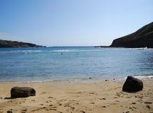 Sea. Beautiful sea, water and sun Royalty Free Stock Photos